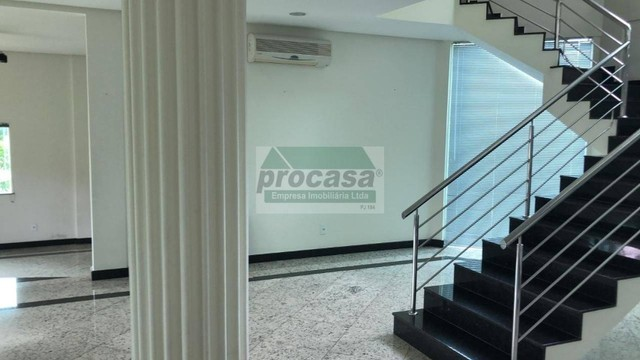 Casa com 4 suites p/ alugar na Ponta Negra em condominio fechado - Foto 3