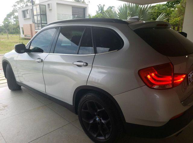 Bmw X1 , 4x4 , aceita troca maior valor BMW X5, GLC 250, Range Rover , Audi,Cayenne - Foto 12