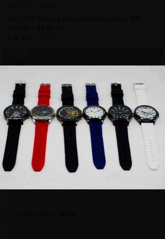 Relógio masculino novo  - Foto 2