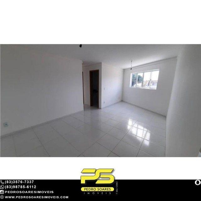 Apartamento com 2 dormitórios à venda, 66 m² por R$ 178.000 - Castelo Branco - João Pessoa - Foto 10