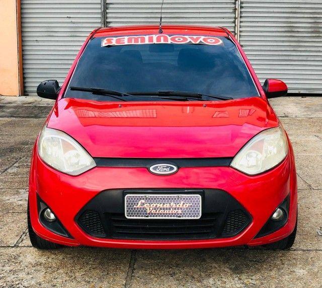 Fiesta 1.0 Rocam Hatch 8V Flex 4P Manual 2012 - Foto 5
