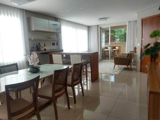 Apartamento à venda com 4 dormitórios em Minas brasil, Belo horizonte cod:2617 - Foto 4
