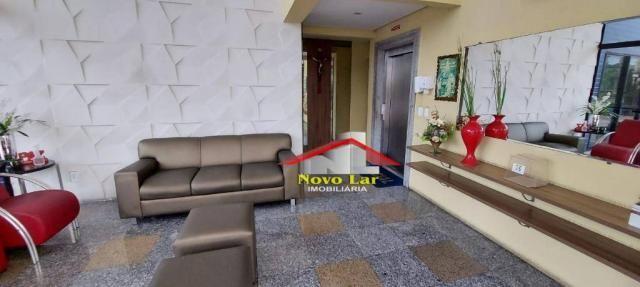 Apartamento com 3 dormitórios para alugar, 113 m² por R$ 1.800,00/mês - Fátima - Fortaleza - Foto 14