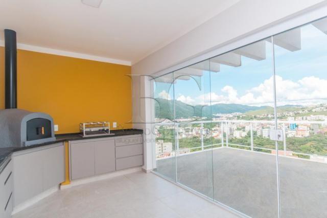 Apartamento à venda com 3 dormitórios em Jardim country club, Pocos de caldas cod:V78542 - Foto 18