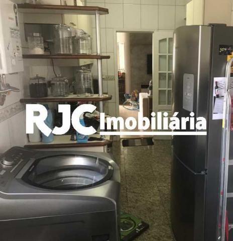 Apartamento à venda com 3 dormitórios em Rio comprido, Rio de janeiro cod:MBAP33336 - Foto 14