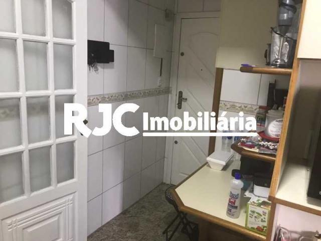 Apartamento à venda com 3 dormitórios em Rio comprido, Rio de janeiro cod:MBAP33336 - Foto 13