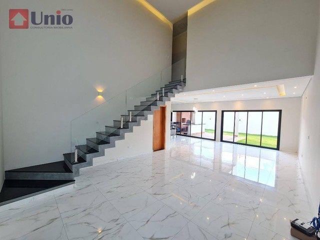 Casa com 3 dormitórios à venda, 207 m² por R$ 1.350.000,00 - Loteamento Residencial e Come