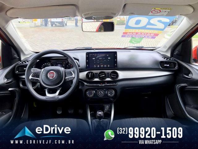 Fiat Argo Drive 1.0 6V Flex - IPVA 2021 Pago - 4 Pneus Novos - Sem Detalhes - 2020 - Foto 11