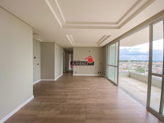 8287 | Apartamento à venda com 3 quartos em Trianon, Guarapuava - Foto 4