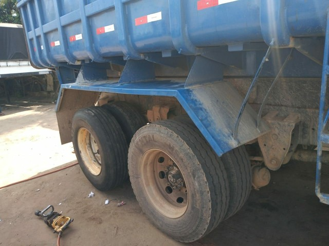 Vendo esse caminhão/caçamba  - Foto 5
