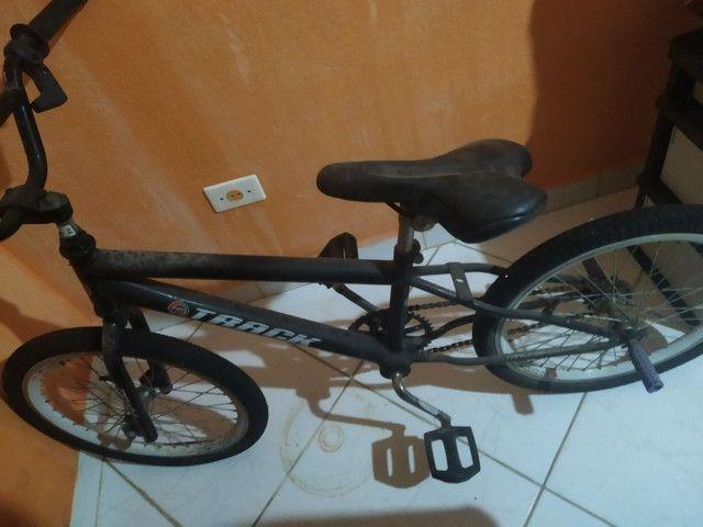 Bicicleta Bmx Track Aro 20 - Foto 3