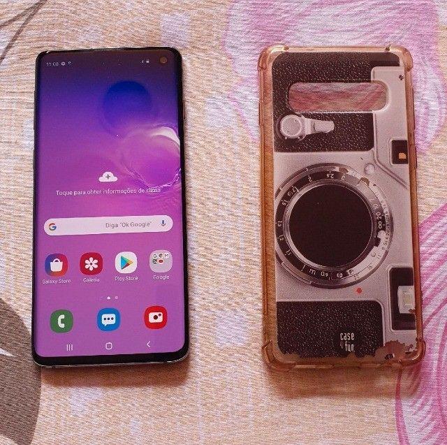 Samsung Galaxy S10 - 128GB - Foto 3