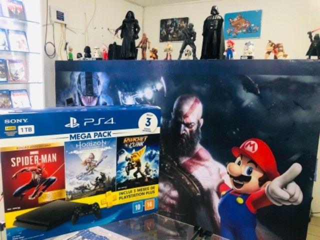 PlayStation 4 Novo  - Foto 2