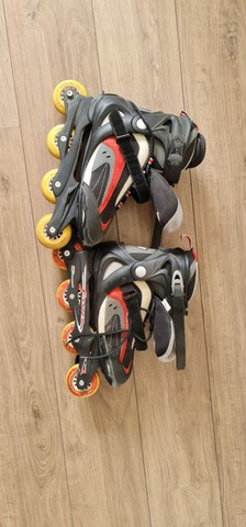 Patins Traxart Faster Abec 5 R$ 350