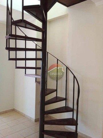 Apartamento com 2 dormitórios para alugar, 80 m² por R$ 1.500,00/mês - Campos Elíseos - Ri - Foto 9