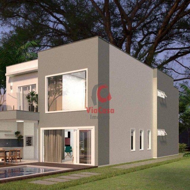 Casa com 4 Quartos Sendo 3 Suítes à venda, 220 m² por R$ 890.000 - Extensão do Bosque - Ri - Foto 16