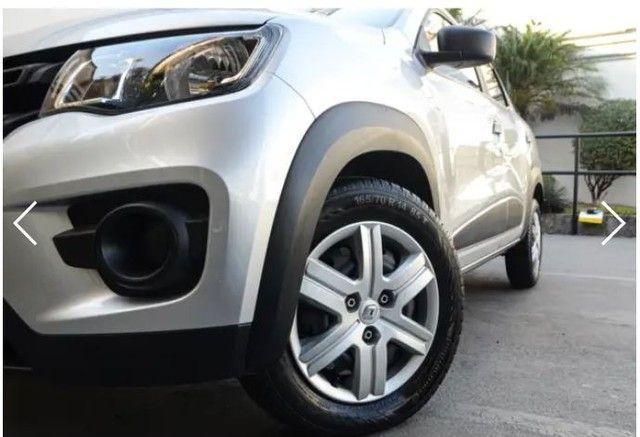 Renault Kwid 1.0 Zen 2021 -Único dono! Garantia de Fábrica! - Foto 7
