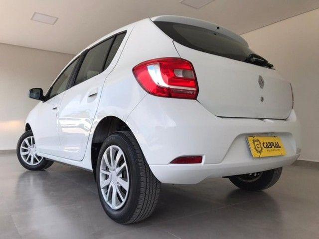 Renault sandero 2018 1.0 12v sce flex expression 4p manual - Foto 11