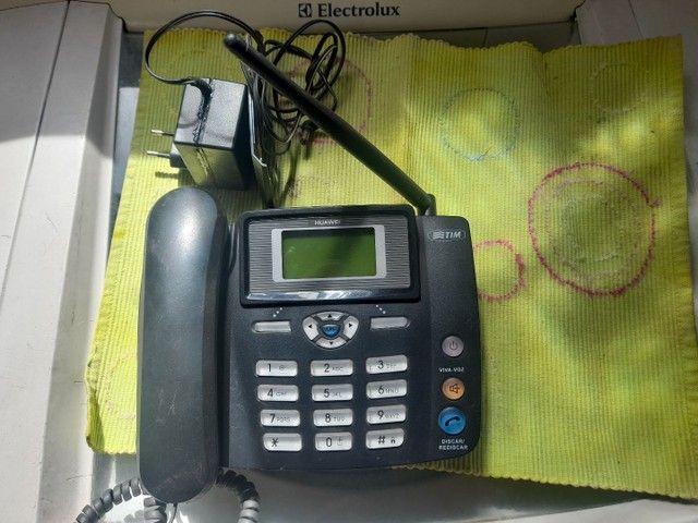 Telefone rural chip Tim