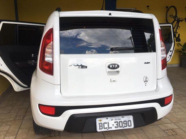 Kia soul impecável 1,6 2012/2013 - Foto 2