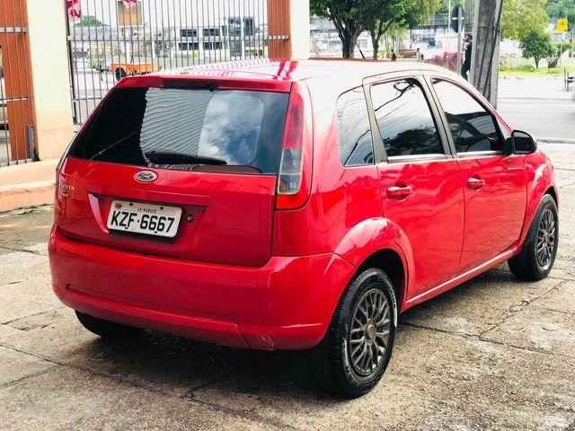 Fiesta 1.0 Rocam Hatch 8V Flex 4P Manual 2012 - Foto 4