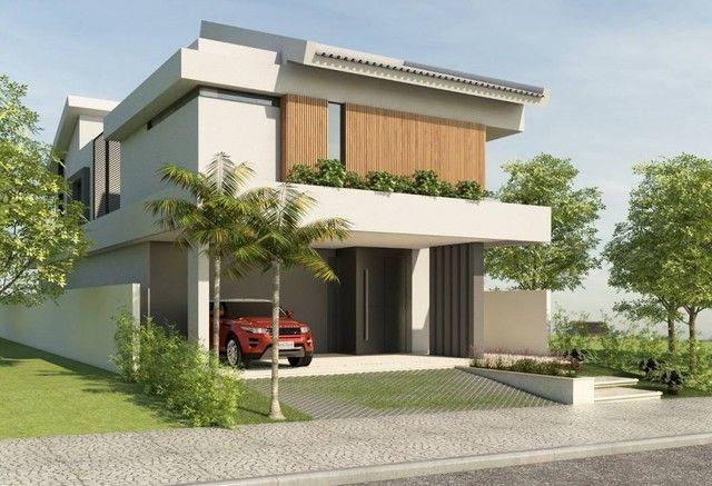 Sobrado no Condomínio Residencial Alphaville III, 325 m² com 4 suítes sendo uma master