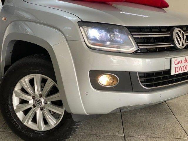 2016 Volkswagen Amarok Highline CD 2.0 4X4 Diesel AUT - Foto 19