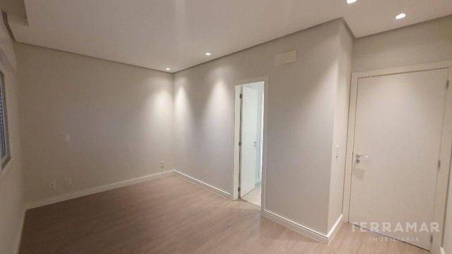 Apartamento com 3 dormitórios para alugar, 115 m² por R$ 5.000,00/mês - Centro - Novo Hamb - Foto 8