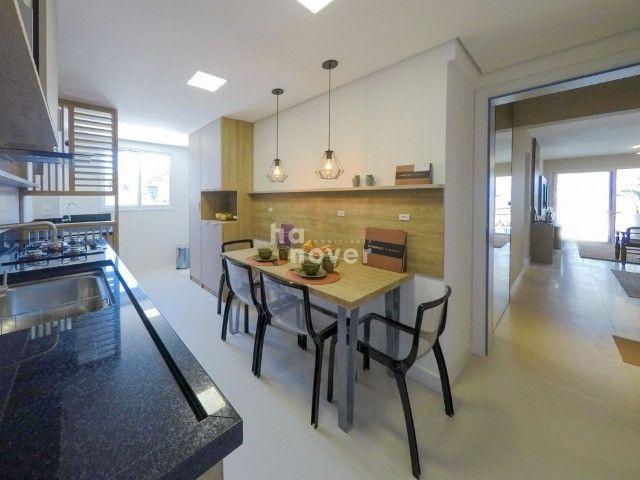 Apto à Venda Mobiliado com 3 Dormitórios e 2 Vagas - Bairro Lourdes - Foto 8