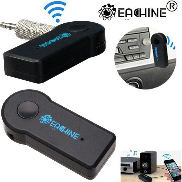 Adaptador Receptor Bluetooth Usb Musica Carro P2