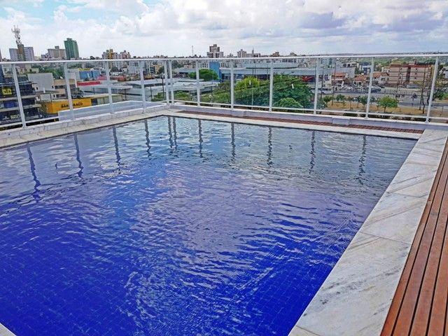 Apartamento à venda com 1 dormitórios em Bancários, João pessoa cod:008433 - Foto 11
