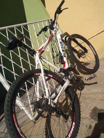 Linda bike GTS m1 advanced aro 26 semi zero 1100$ - Foto 4