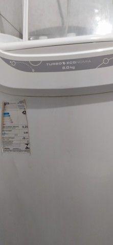 Máquina de lavar Eletrolux Economia 8kg - Foto 2