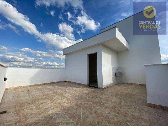 Cobertura à venda com 2 dormitórios em Céu azul, Belo horizonte cod:534