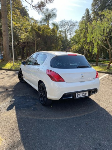 Peugeot 308 1.6 ALLURE 16V FLEX 5P MANUAL - Foto 3