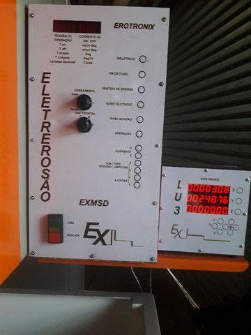 Eletroerosão por penetração - Foto 4