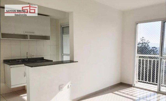 Apartamento com 2 dormitórios à venda, 46 m² por R$ 290.000 - Vila Nova Cachoeirinha - São