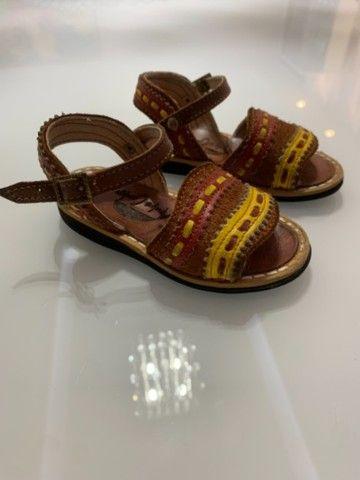 Sandálias infantis  - Foto 2