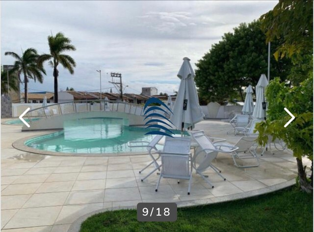 Alugo com taxas casa 4/4 itapoan Golf residencial - Foto 3