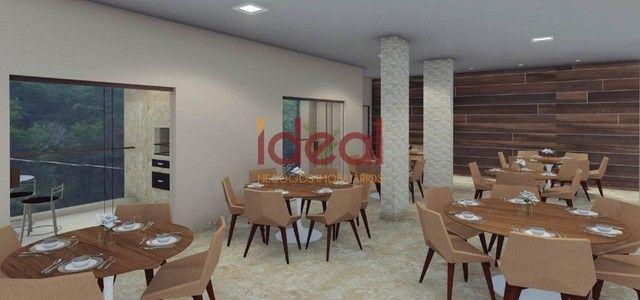 Apartamento à venda, 3 quartos, 1 suíte, 2 vagas, Santo Antônio - Viçosa/MG - Foto 11