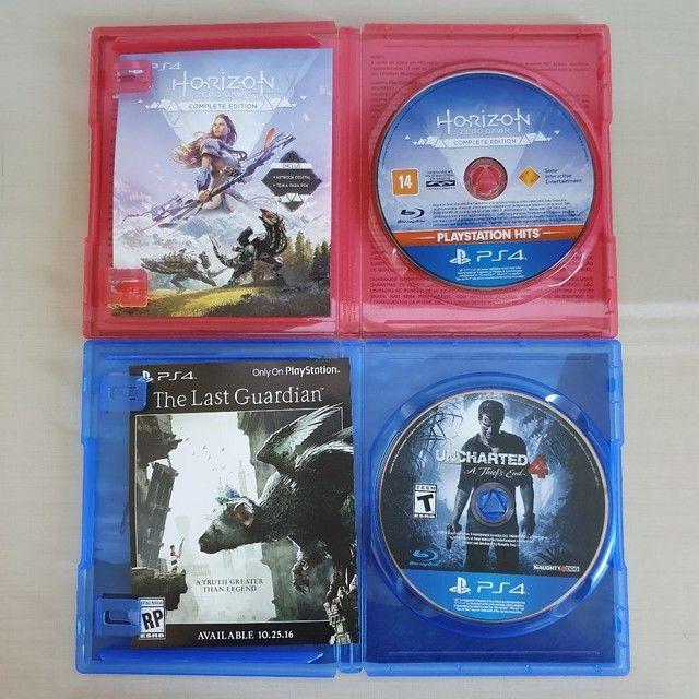 Jogos PS4 barato - R$ 40,00 CADA  - Foto 2