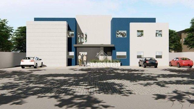 Apartamento com 2 dormitórios à venda, 52 m² por R$ 113.000 - Portal Campina - Campina Gra
