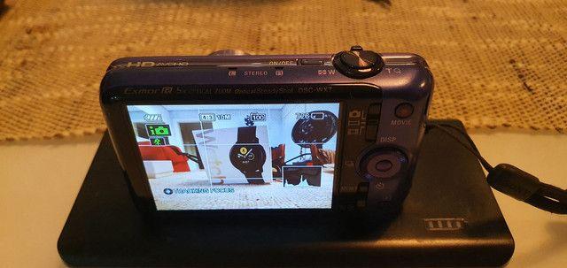 Câmera Sony Cybershot DSC-wx7 funcionando perfeitamente!!! - Foto 2