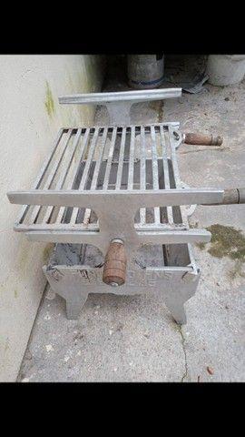 Churrasqueira de alumínio naval - Foto 6