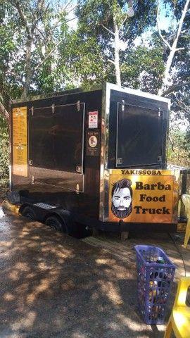 Food trailer personalizado