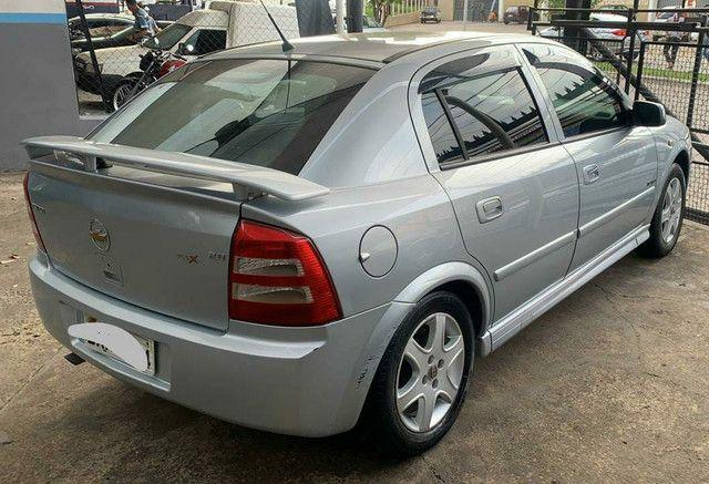 Astra 2007 advantage