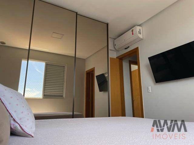 Apartamento com 2 dormitórios à venda, 64 m² por R$ 330.000,00 - Setor Leste Vila Nova - G - Foto 10