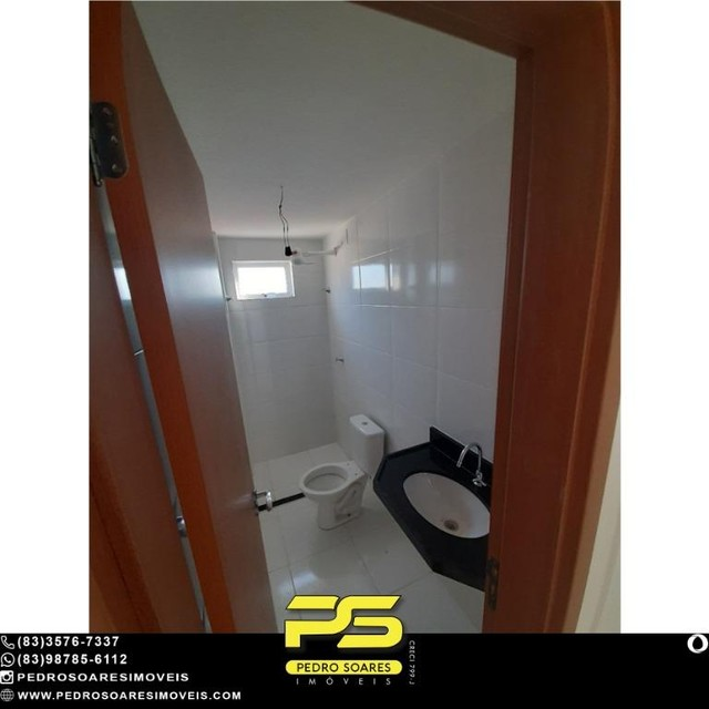 Apartamento com 2 dormitórios à venda, 66 m² por R$ 178.000 - Castelo Branco - João Pessoa - Foto 9