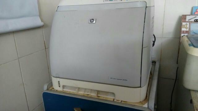 Impressora a laser hp