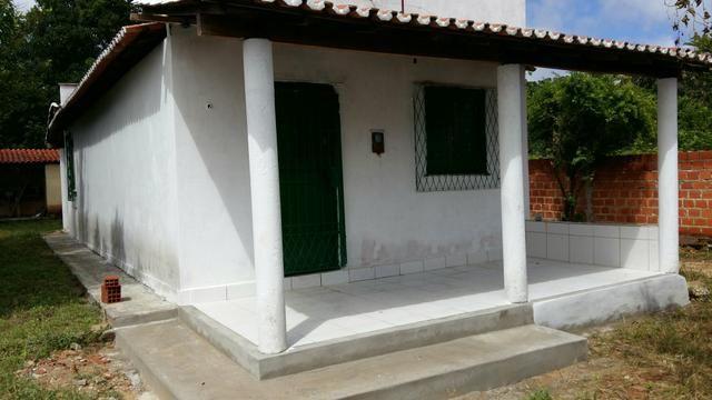 Casa com dois quartos em Nazaria